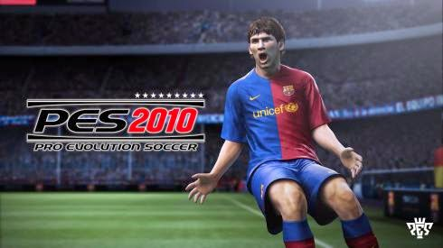 تحميل لعبة pes 2010 كاملة